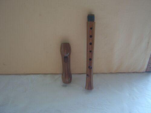 Wooden Fehr Soprano / Descant   Recorder, Baroque,  Pear, Excellent