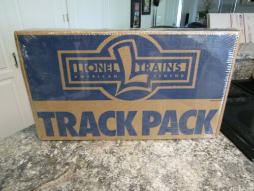 LIONEL TRAINS O-27 GAUGE Add-On Track Pack w/ Switches, 2 Curves,& 10 Straights