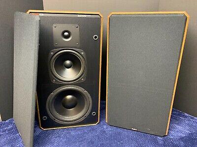 RE-FOAMED, A+  Boston HD9 High Definition Loud Speakers Sensitivity 190 DB/w/m