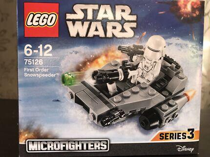 LEGO 75126 - First Order Snowspeeder