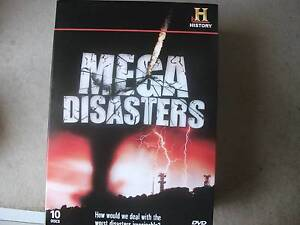 mega disasters dvds Scoresby Knox Area Preview