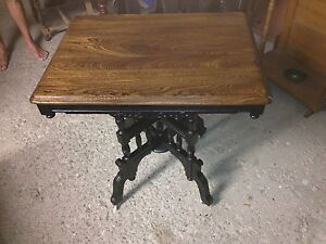 East lake parlor table