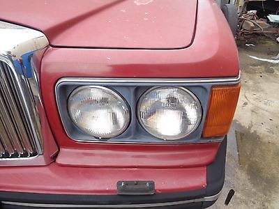 ROLLS ROYCE BENTLEY TURBO R HEAD  LIGHT TRIM R/S FITS 90 TO 98
