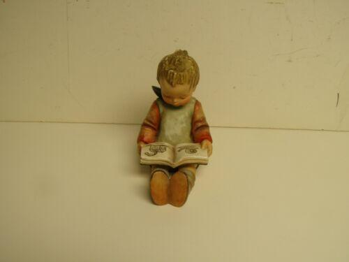 Book Reader Figurine