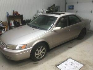 Camry xle 1997