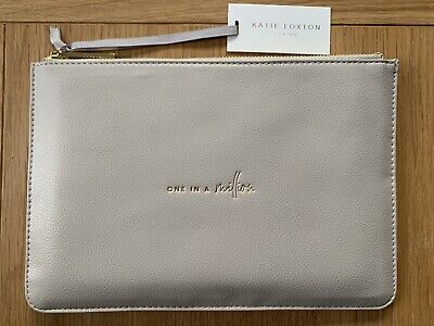 Katie Loxton London Perfect Pouch Girly Goodies Clutch Bag