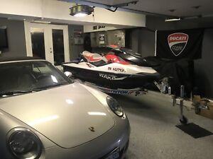 Indoor car storage for exotics and classics