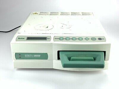 Scican Statim 2000 Dental Autoclave Cassette Medical Steam Sterilizer Machine