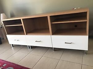 Ikea TV units St Albans Park Geelong City Preview