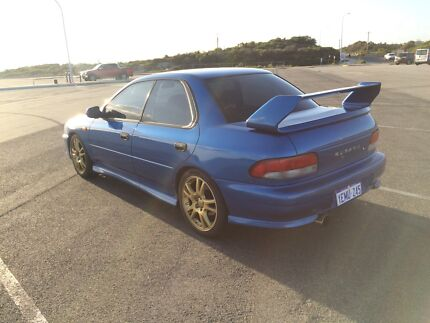 EOI 1998 GC8 WRX Duncraig Joondalup Area Preview