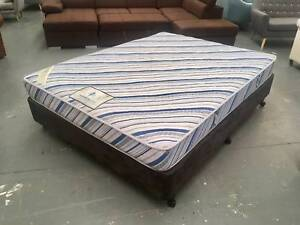 CHEAP QUEEN BEDS - MATTRESS AND BASE - HEAPS AVAILABLE Eumemmerring Casey Area Preview