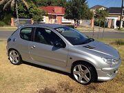 2003 Peugeot 206 GTI 180 2 door hatch Adelaide CBD Adelaide City Preview