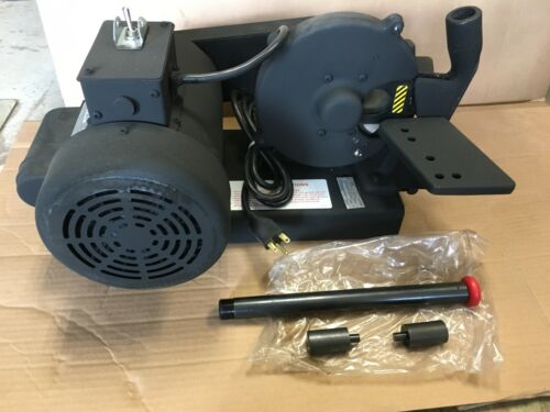 NEW Eaton Aeroquip FT1023 Hydraulic Hose Cutter LEESON motor Heavy Duty