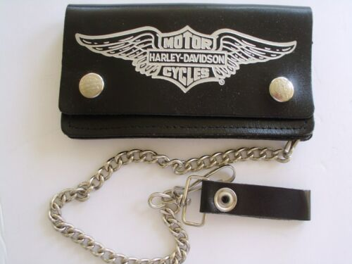Harley-Davidson Wallet GENUINE LEATHER 80