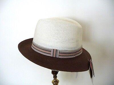 City Sport Caps Panama Style hat.  Size 58  M/L