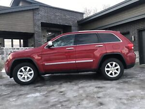 Jeep grand cherokee overland 5,7 8 cylindres