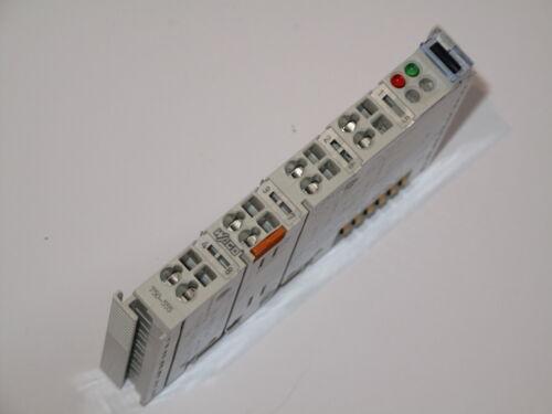 1 Stück WAGO 750-555 4x Analog Ausgang 4-20mA