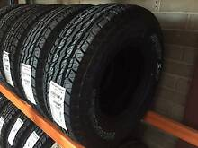 **BRAND NEW KUMHO A/T 265/75R16 ON WHITE ROH RIMS SUIT 79 SERIES* Broome 6725 Broome City Preview