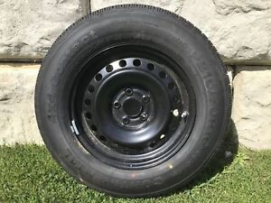 Continental Tires with rims P215/70R16