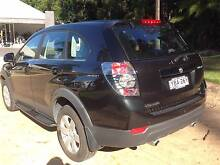 2013 Holden Captiva Wagon Linley Point Lane Cove Area Preview