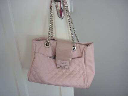 Kate Hill Pale Pink Handbag Or Matching Purse
