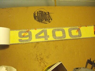 New John Deere 9400 Grain Drill Decal N219621