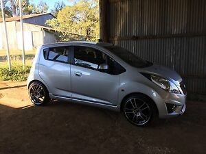 2010 Holden Barina Spark Hatchback Kalbar Ipswich South Preview