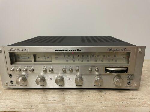 Vintage Marantz 2252B Stereo Receiver