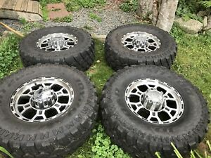 JoyRoad Truck Tires And Rims **LIKE NEW**