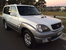 2006 Hyundai Terracan, 7 SEATER, TURBO DIESEL ,11MNTH REGO, LOW KM Seven Hills Blacktown Area Preview