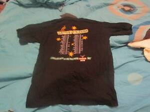 Mens Large Tooheys New Wallaby Captains 2003 T-Shirt ***NEW***