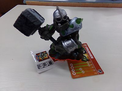 CRUSHER ~ Skylanders GIANTS loose figure w/ CARD & CODE](Skylander Crusher)