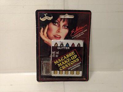 Imagineering Glitzer Macabre Make-Up Crayons h80 (Elvira Make-up)