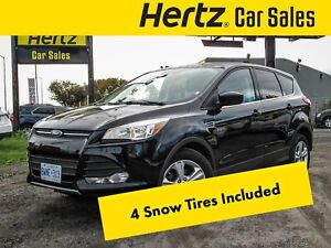 2016 Ford Escape SE Backup Camera, Heated Front Seats, Bluetooth