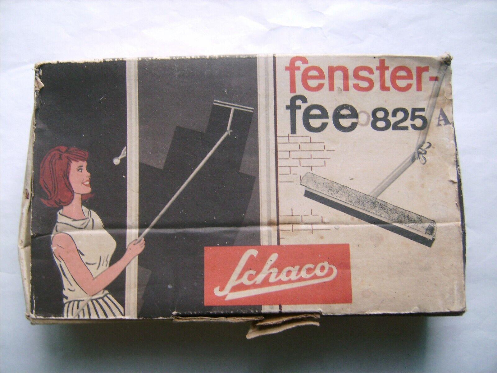 SCHUCO Fenster-Fee 825 A - sehr altes Original unbenutzt originalverpackt