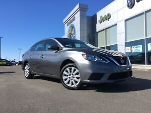 2018 Nissan Sentra LOW KMS!! DUAL CLIMATE CONTROL, BACKUP CAM