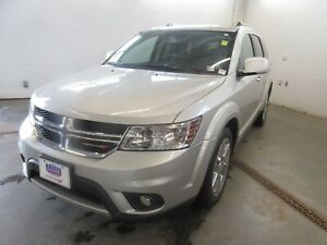 2013 Dodge Journey R/T- SUNROOF-AUTO CLIMATE- HEATED WHEEL & SEA