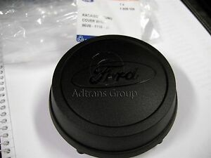 GENUINE-FORD-VG-VH-VJ-VM-TRANSIT-VAN-BUS-WHEEL-CENTRE-HUB-CAP-102MM-86VB-BE