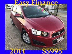2014 HOLDEN BARINA 5 DOOR CHEAP AND IMMACULATE Loganholme Logan Area Preview