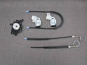 1994 1999 electric window regulator repair kit fix vw polo for 1999 vw beetle window regulator