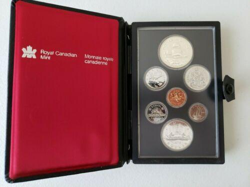 CANADA 1979 DOUBLE DOLLAR 7 COIN SET  Royal Canadian Mint  DOLLAR