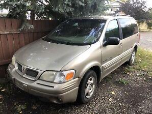 1998 Pontiac Transport $1700 OBO