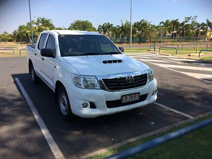2013 Toyota Hilux 2WD Palmerston Area Preview