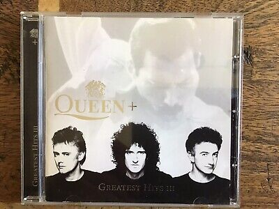 Queen+ Greatest Hits lll (1999) CD