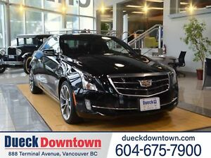 2015 Cadillac ATS Coupe Luxury AWD