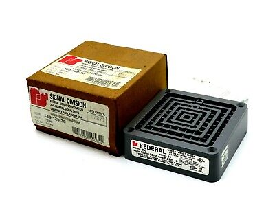 New Federal Signal Corp 350-120-30 Horn Mechanism 120 Vac 35012030