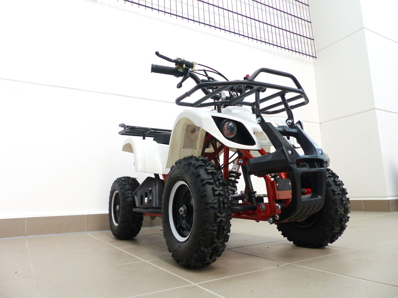 Quad Pocketquad Pocketbike Dirtbike Gasgriff Set 22mm Lenker Griff 22 mm