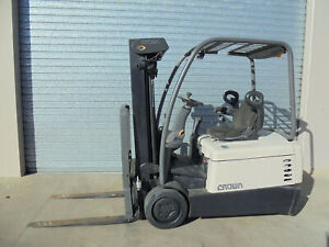 Crown SC4000  SC Series Std Forklift Bohle Townsville City Preview
