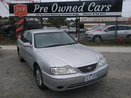 2003 Toyota Avalon Sedan Ferntree Gully Knox Area Preview