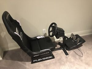 G920 and playseat